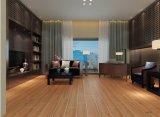 Azulejo de piso de cerámica de madera de Injet (VRW8N15061 150X800m m)