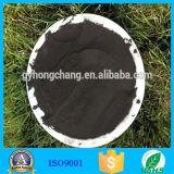 Uso de los productos químicos del tratamiento de aguas y tipo carbón de leña activado potencia del adsorbente del shell del coco