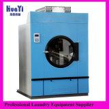 Prezzo della macchina dell'essiccatore rotativo di caduta del riscaldamento di vapore