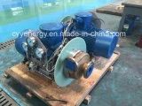 Pompe centrifuge cryogénique de l'eau d'huile d'argon d'azote d'oxygène liquide