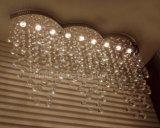 Phine 수정같은 장식적인 중대한 현대 천장 빛