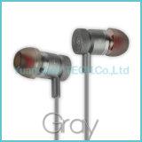 SamsungのiPhoneのための3.5mmの耳のイヤホーンのEarbudsのハイファイワイヤーで縛られたイヤホーン