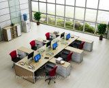 Het nieuwe Werkstation van het Kantoormeubilair van de Stijl Met het Scherm van de Verdeling (HF-YZQ5710)