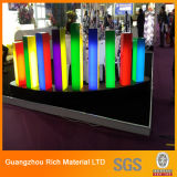 3mmカラーPMMAアクリルシートのプラスチック風防ガラスのプレキシガラスのボード