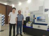Máquina de alta velocidade Dk7732 Fr400g do corte do fio do CNC EDM da estaca