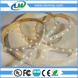 Luz de tira aprobada de la UL RoHS 6W SMD3014 LED