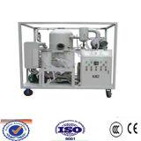 De vacuüm Machine van het Recycling van de Olie van de Transformator