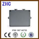 180*140*55 milímetro Waterproof o cerco IP66 eletrônico de alumínio