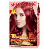 10 de Room van de Kleur van de Kleurstof van het Haar van de Schoonheidsmiddelen van minuten
