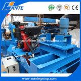 Machine 2016 de fabrication de brique de verrouillage automatique d'argile de marque de Wante