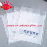Wiederversiegelbarer BOPP PlastikBag/LDPE Plastikbeutel des heißen Verkaufs-des Vorsatz-Bags/OPP