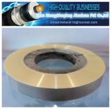 Polyester Pet Tape Silver Coated Metallized Pet Film für Cable