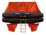 20 personas SOLAS aprobaron el tipo balsas salvavidas inflables del yate del tiro del hombre al agua con buen precio