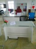 Mesa de escritório altamente lustrosa da placa da melamina de Foshan 1.2m