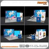 De Tianyu Verlichte Cabine van de Tentoonstelling van de Vorm van L