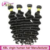 Волосы индейца девственницы свободного тела Hotsale