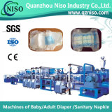 고품질 (YNK400-FC)를 가진 중국 주파수 기저귀 패드 기계