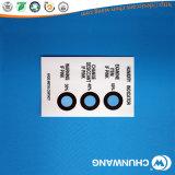 Deshydratiemiddel, de Kaarten van de Kaart van de Indicator (HIC) van de Vochtigheid