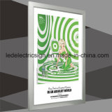Foto Frame com diodo emissor de luz Sign para Advertizing Display