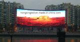 3 het Openlucht RGB LEIDENE van Yesrs Wsrramry Brghtness 7500CD P10 SMD Scherm van de Vertoning