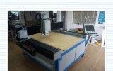 Cortadora de alta velocidad del laser de China para la tela/el cuero