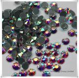 Het hete Bergkristal van de Moeilijke situatie, DMC Hotfix Bergkristal Flatback, het Hete Motief van de Moeilijke situatie