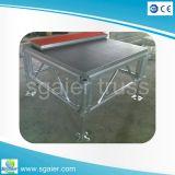 Etapa durable ligera de aluminio del partido en etapa de la hospitalidad de la venta