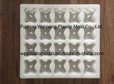 Béton Injection Spacers Plastic Mould (WPMH) pour haute vitesse ferroviaire