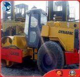 De gebruikte Rol van de Trommel van Dynapac Ca25D Trillings Enige met Dichte Cabine (2008Y)