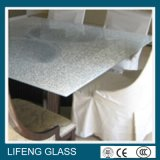 5mm, 6mm, Table Tops를 위한 8mm Thick Toughened Patterned Glass