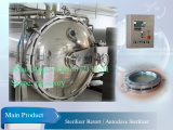 세륨 Certificate를 가진 물 Spray Sterilizer/Autoclave/Sterilizer Retort Canned Food Autoclave Sterilizer Retort