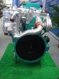 motor interno marina del motor diesel de 300HP 1800rpm Yuchai para el barco de pesca