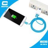 Câble usb de micro d'accessoires de téléphone