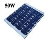 12V mono comitato solare 50W per il sistema di fuori-Griglia