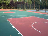高い伸縮性がある広東省の製造者のバスケットボールコートのフロアーリング