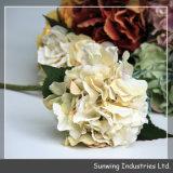 Цветастые дешевые искусственние цветки продают украшение оптом венчания