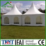 PVC Pagoda Party Canopy Tent Gazebo de 4X4m Aluminium