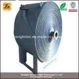 Échangeur de chaleur en spirale soudé en acier de bonne qualité
