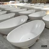 Bañera superficial sólida redonda del torbellino del cuarto de baño de la nueva llegada