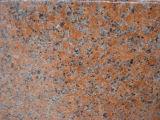 중국 G562 단풍나무 빨간 실내 벽 도와 화강암 성격 돌