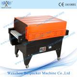 Tipo máquina del soporte del envoltorio retractor de la empaquetadora