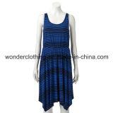 Reizvolles Sommer-Form-Abend-Frauen-Mädchen-Großhandelskleid