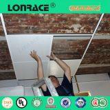 Le plafond acoustique de qualité couvre de tuiles le panneau