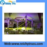 Cabina di mostra del fascio di Reichyaluminium, visualizzazione del fascio, fascio della visualizzazione