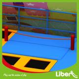 Большие крытые гимнастические разрешения парка Trampoline
