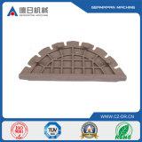 La caja de aluminio inoxidable de la caja de la pieza de acero fundido a presión la fundición
