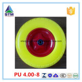 4.00-8 PU Wheel mit Factory Price