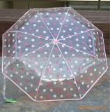 Transparentes Umbrella-Sy019