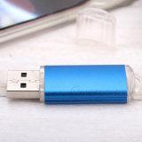 Disco instantâneo do USB da promoção feita sob encomenda quente do negócio de alumínio (YT-1128)