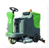 Maquina de limpieza de pisos